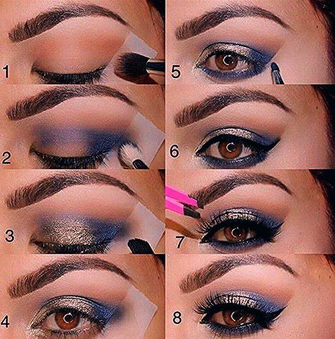 ▷ 1001+ Ideen für tolles Augen Make Up