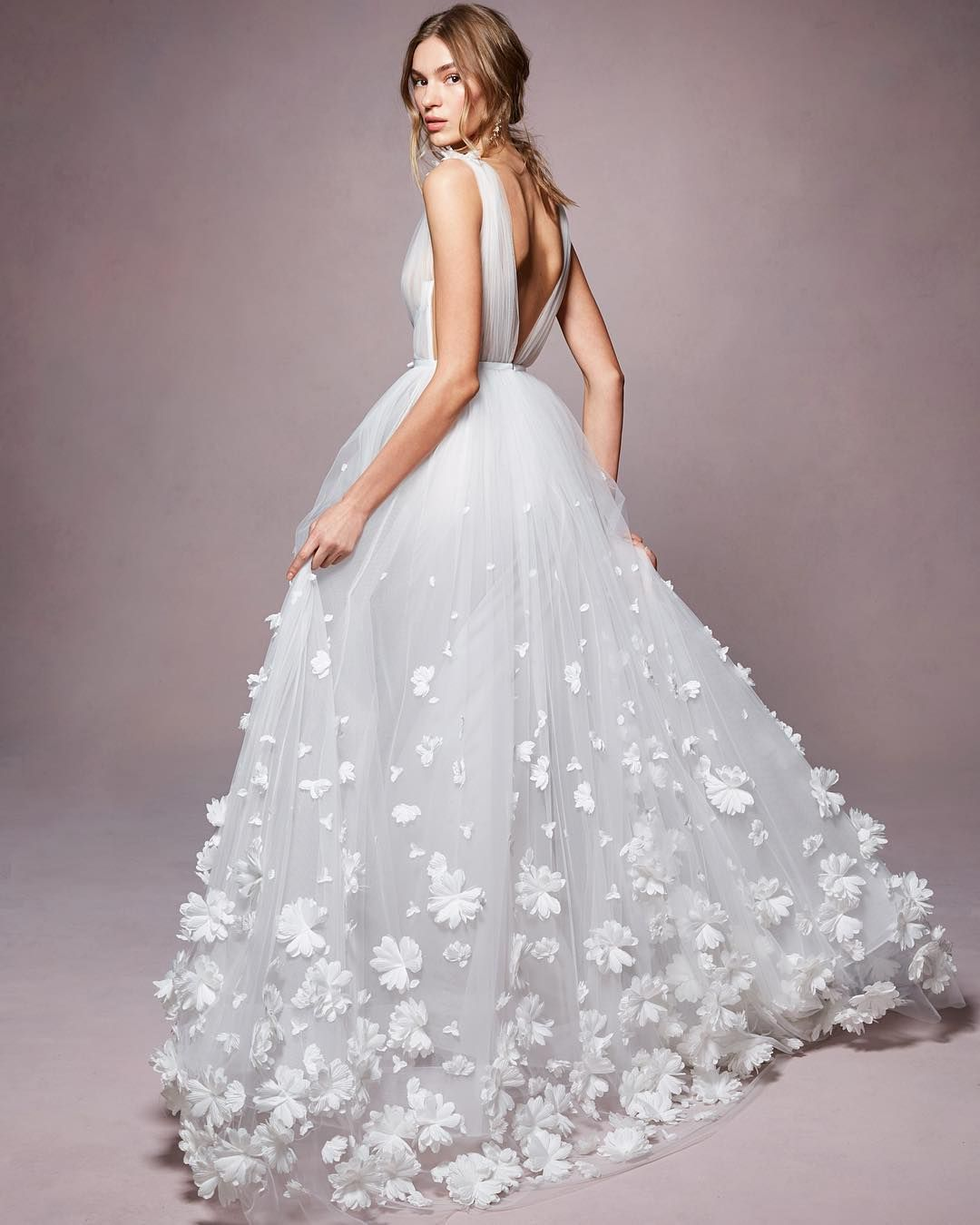Marchesa On Instagram A First Look At Spring Summer 2020 Marchesa Notte Bridal We Are Excited To Unve Marchesa Bridal Marchesa Wedding Dress Wedding Dresses