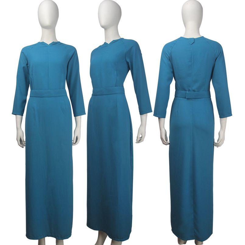 a4cf0ff56d69e The Handmaid's Tale hostess Serena Joy dress daily wear cosplay ...