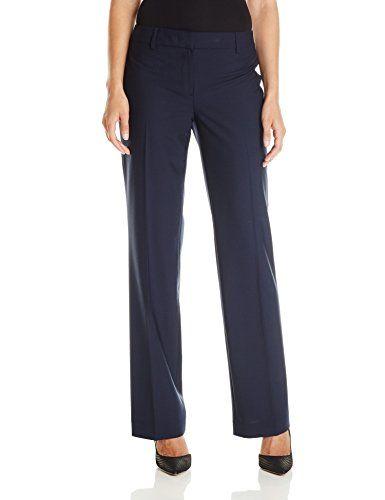 Jones New York Women's Washable Wool Flat Front Pant with Pockets, Midnight Sky, 6 Jones New York http://www.amazon.com/dp/B00YX5EWP2/ref=cm_sw_r_pi_dp_Pkw8vb0DKJNCA