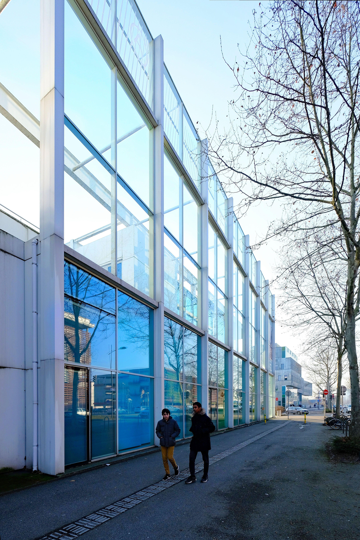 Strasbourg Architecture Moderne Strassburg Moderne Architektur Strassburg Moderne Architektur Architektur