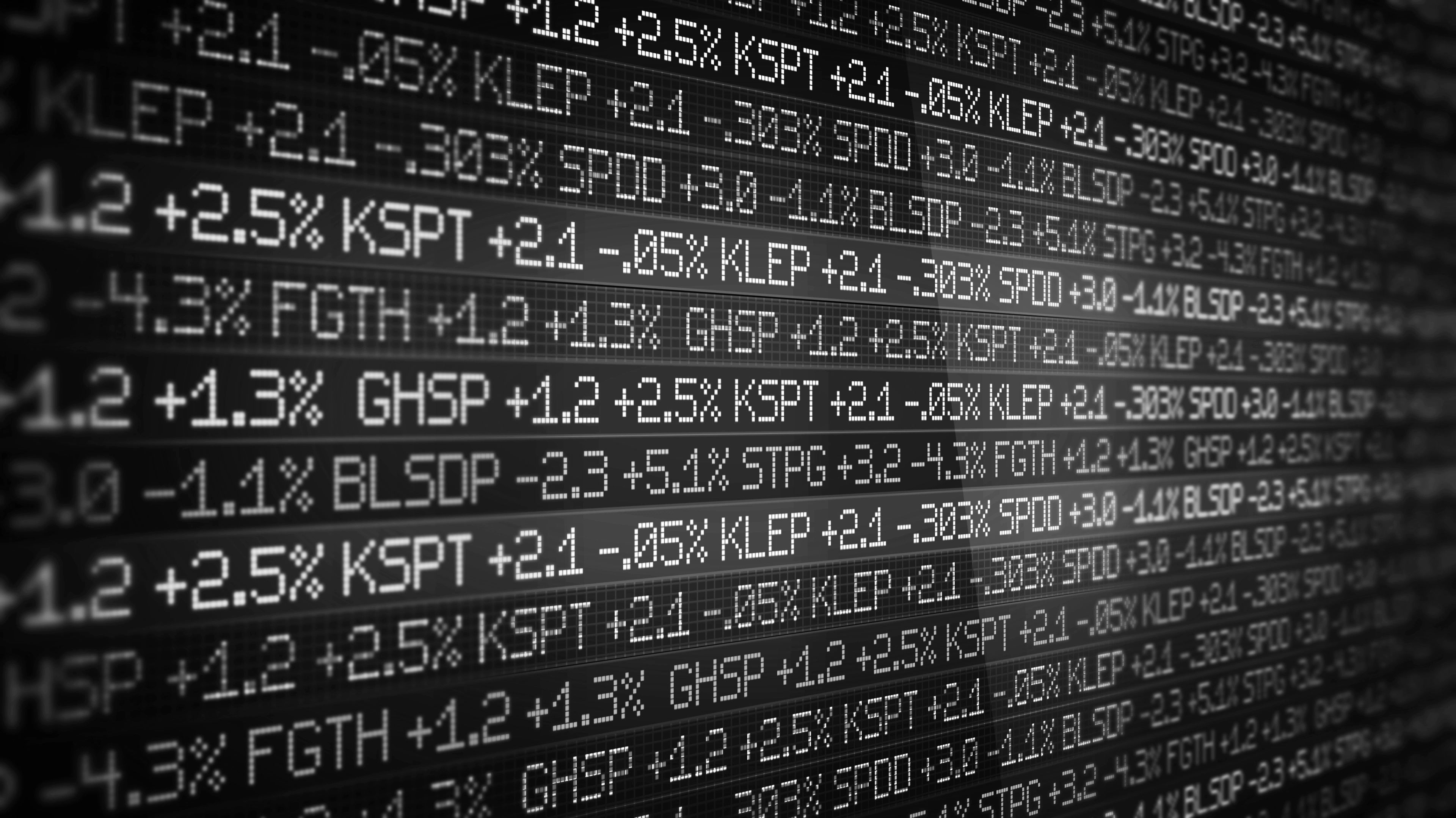 Black And White Stock Market Ticker Scrolling In Sleek Environment Wall Street Stock Footage Ad Market Ti Stock Market Ticker Stock Market Black And White