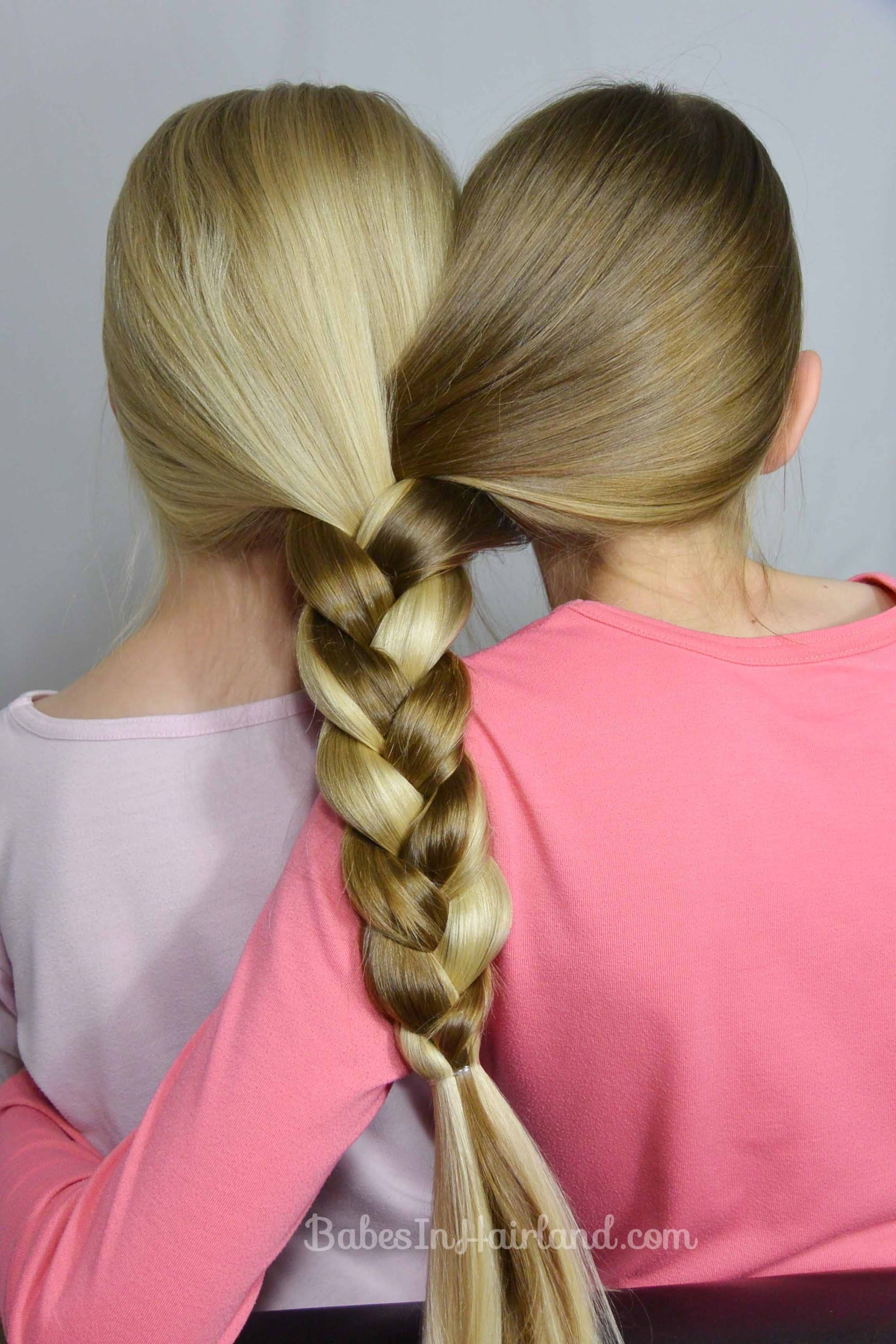 96 Awesome Adorable Hairstyles For School Girls Girls School