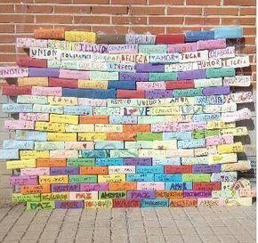 Día De La Paz Manualidades Paz Dia De La Paz Celebración Escolar