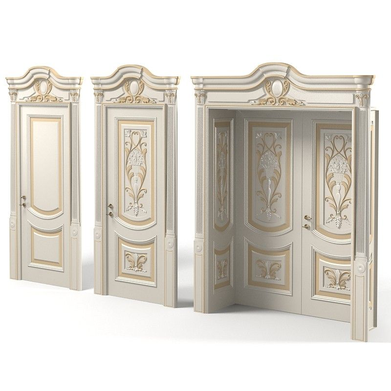 Classic Door Design collezione new classic romagnoli porte Luigi Vxi Luxury Classic Baroque Carved Door Double Door Jpg