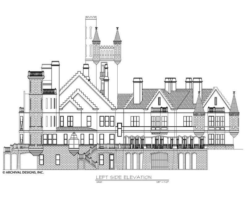Balmoral House Plan Mansion Floor Plan Balmoral House House Plans