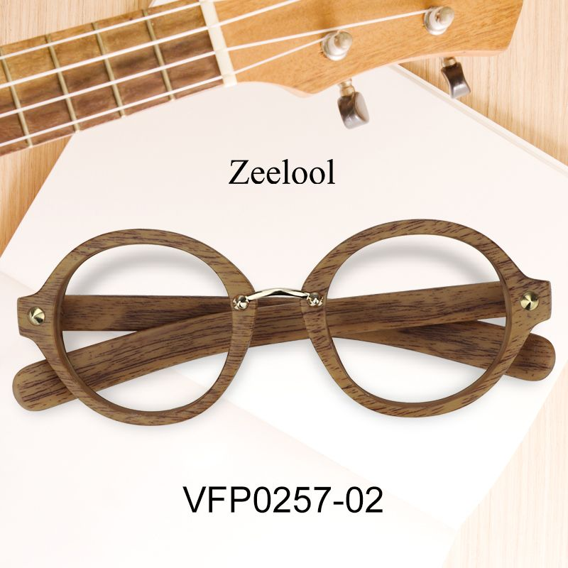 787fd19f18 Joshua Round Wood Glasses VFP0257-02