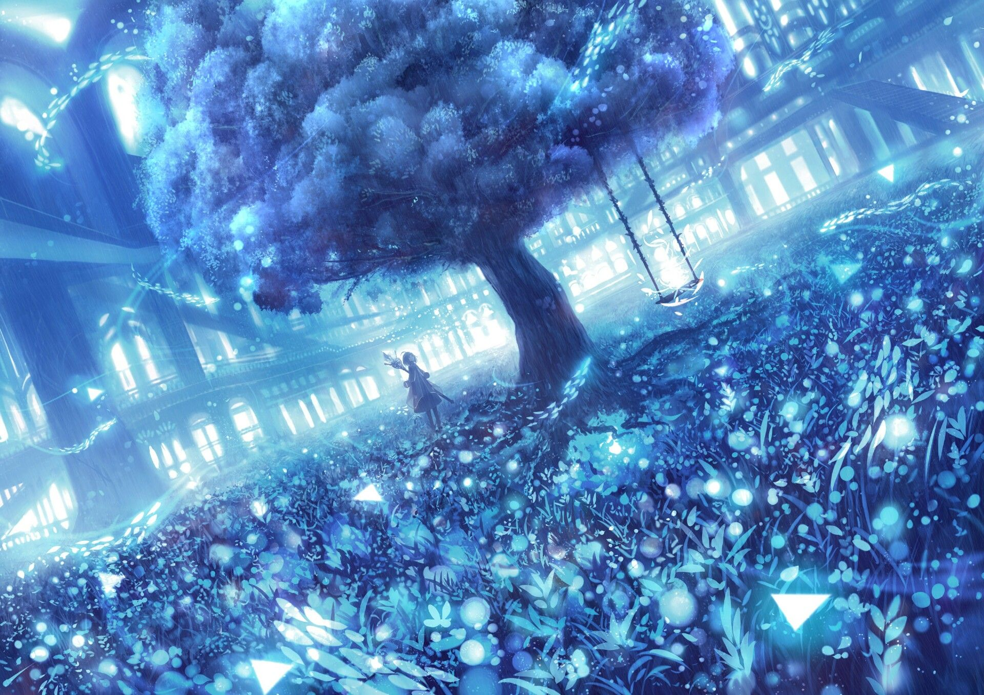 anime, Anime Girls Wallpapers HD / Desktop and Mobile
