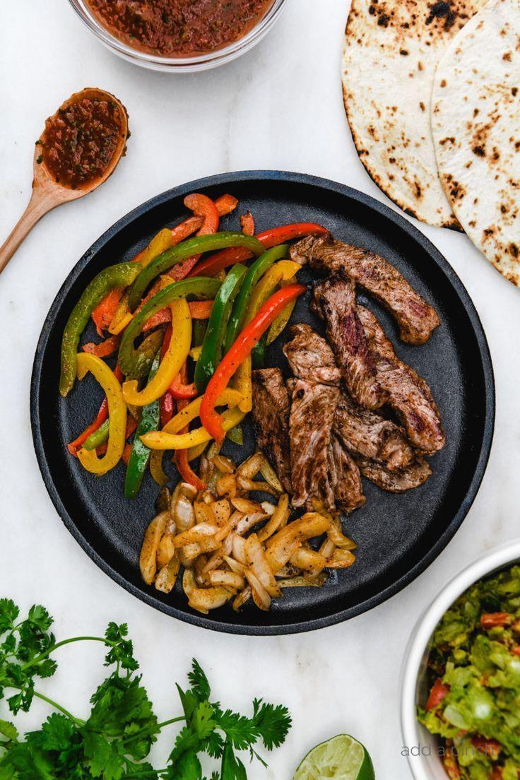 Rib Eye Fajitas Recipe - Ribeye Steak Fajitas are so quick, easy and flavorful! ...   - Main Dishes - #Dishes #Easy #Eye #Fajitas #flavorful #Main #quick #Recipe #Rib #ribeye #Steak #steakfajitarecipe Rib Eye Fajitas Recipe - Ribeye Steak Fajitas are so quick, easy and flavorful! ...   - Main Dishes - #Dishes #Easy #Eye #Fajitas #flavorful #Main #quick #Recipe #Rib #ribeye #Steak #beeffajitarecipe