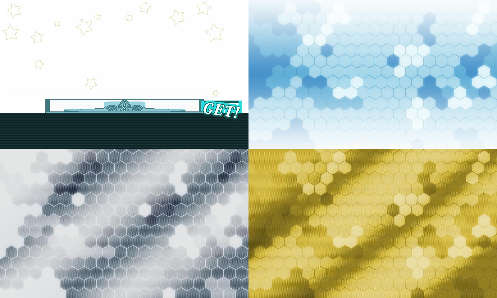 艦これ 艦これget画面風背景 枠 透過素材 ホロ 高解像度版追加 下小川のイラスト 艦 これ イラスト 風