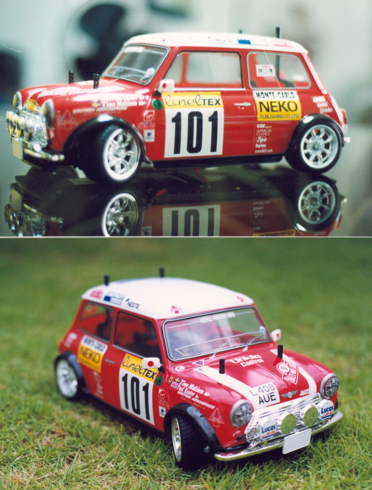 My Tamiya Mini Cooper