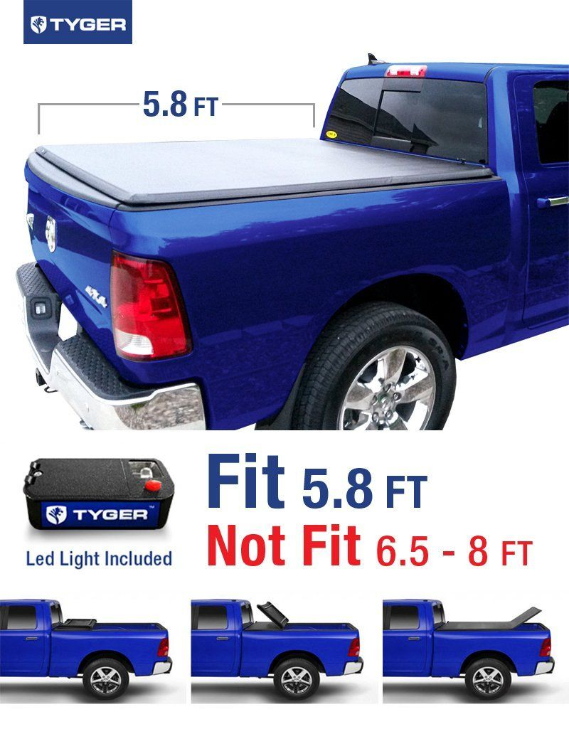 3 Top 10 Best Truck Bed Covers Review In 2018 Truck Bed Covers