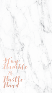 Marble Lock Screen Humblehustle Rose Gold Marble Wallpaper Gold
