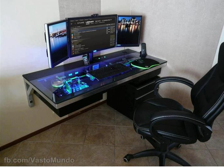 Cool Desktop Table