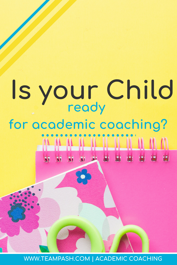 is your child ready for academic coaching co parenting