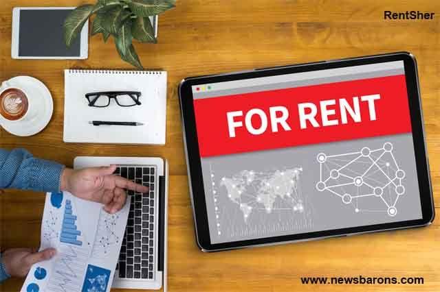 RentSher, a managed rental marketplace, provides an