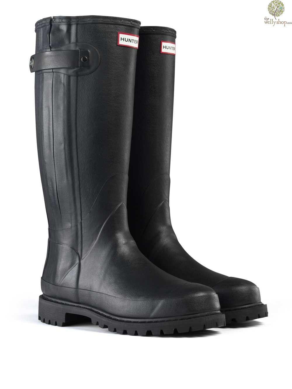 Hunter Balmoral Sovereign Rubber Boots