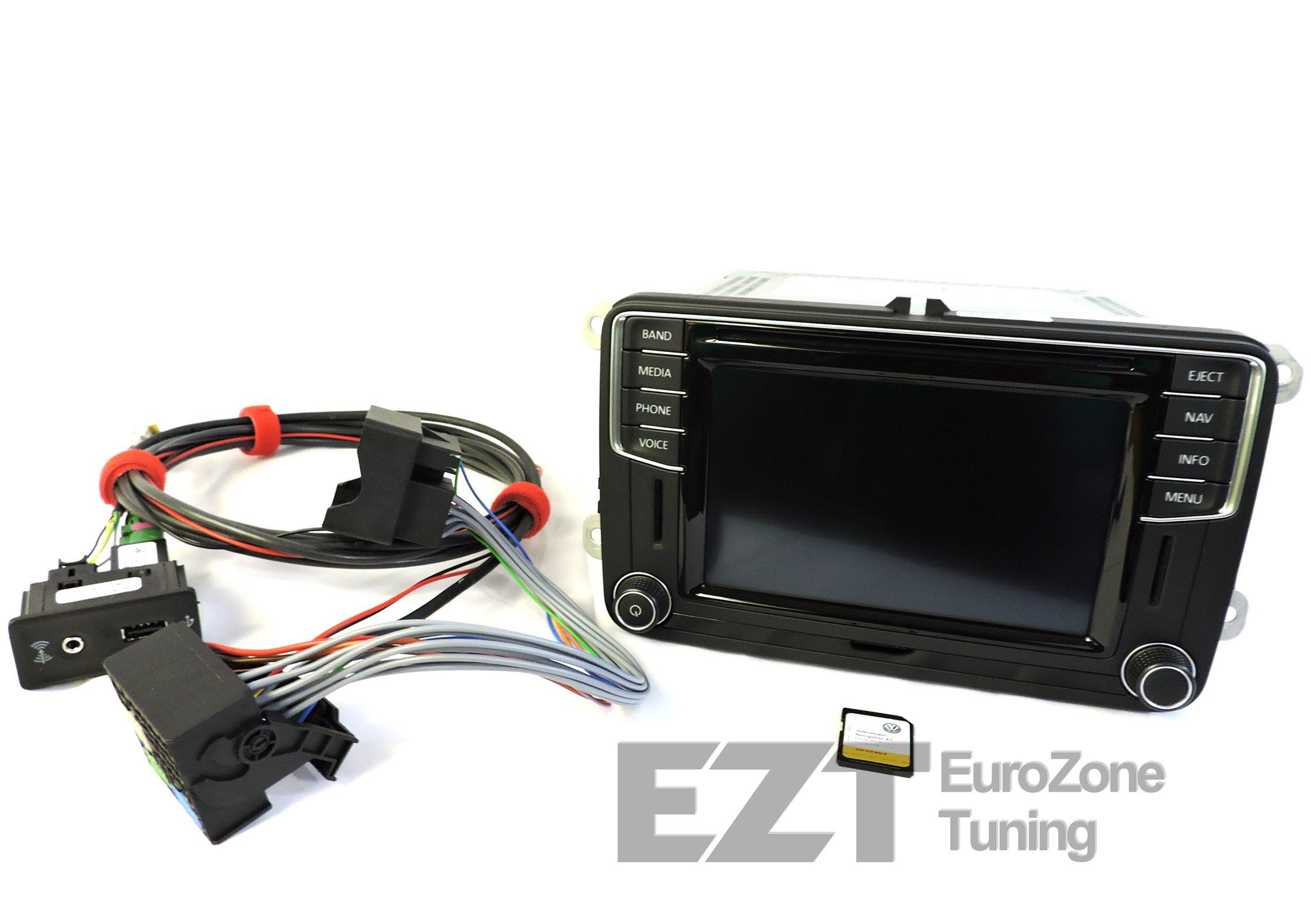 hight resolution of vw discover media plus mib2 pq retrofit kit w app connect