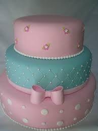bolos decorados com azul