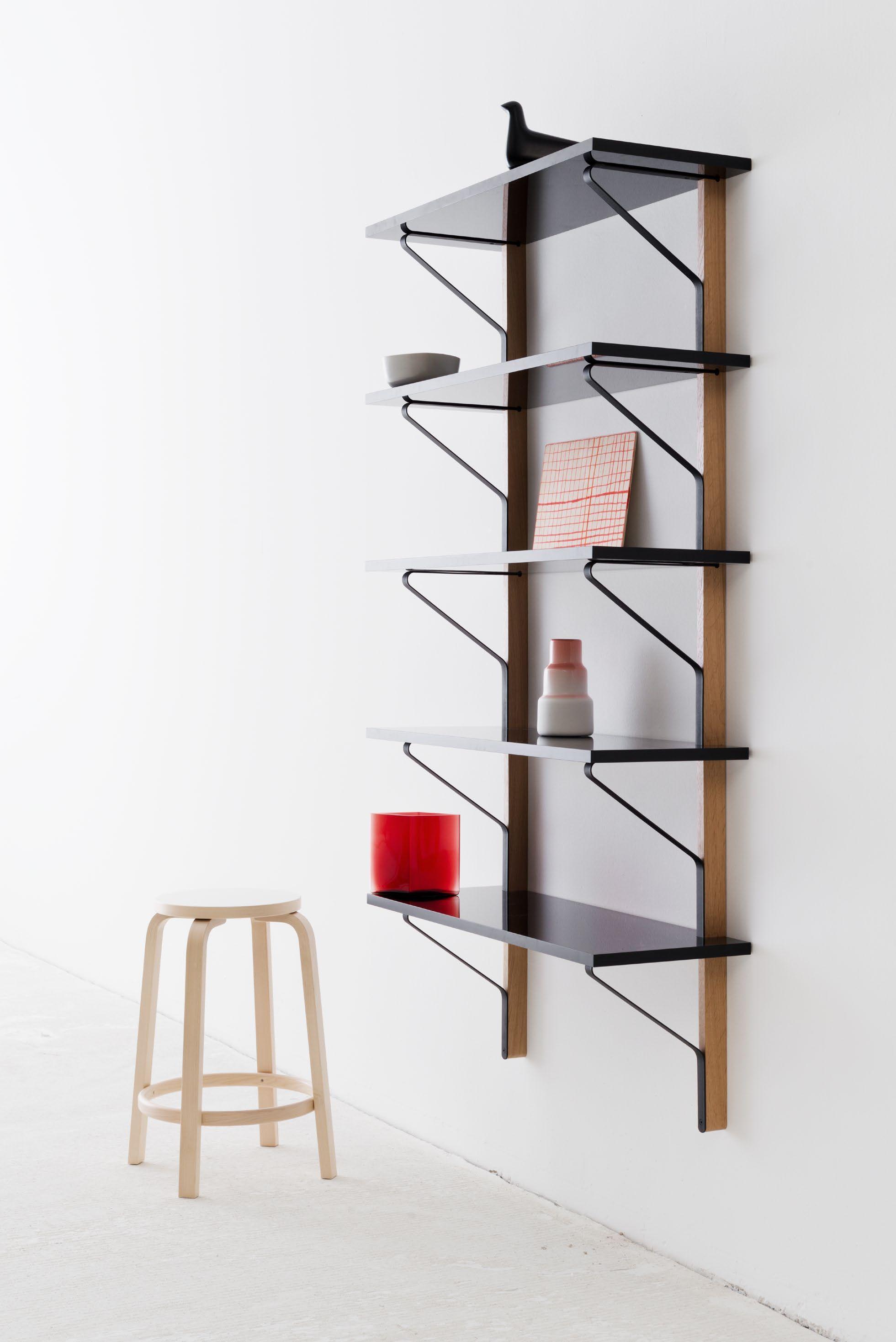 Kaari minimalist design minimalist and shelves