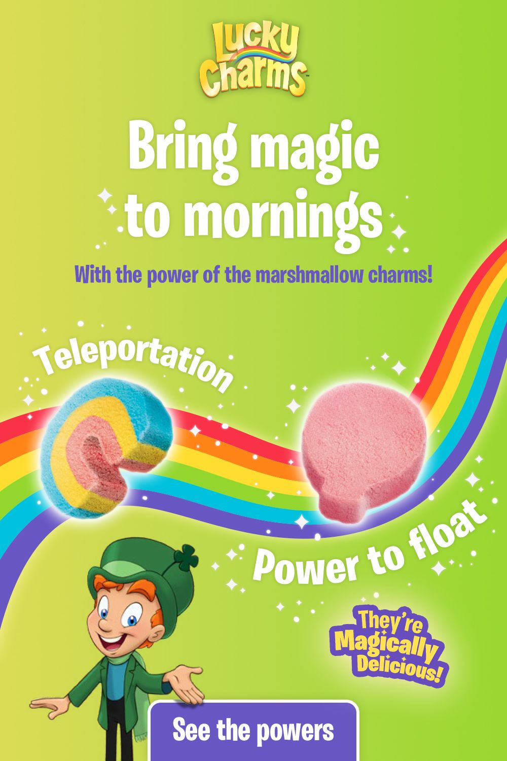 Pin on Magical Lucky Charms