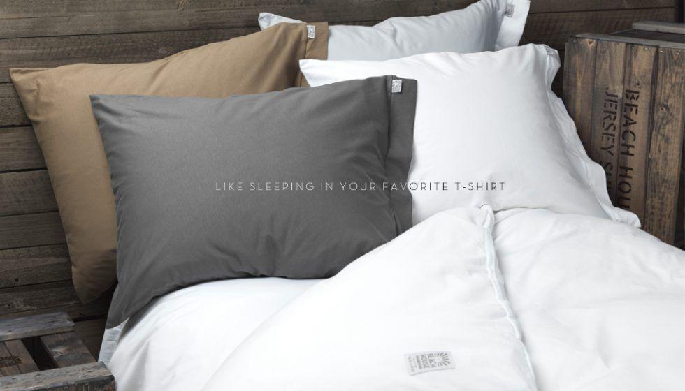 Beach House Company Basic Bedding 100 Cotton Jersey Shop Online