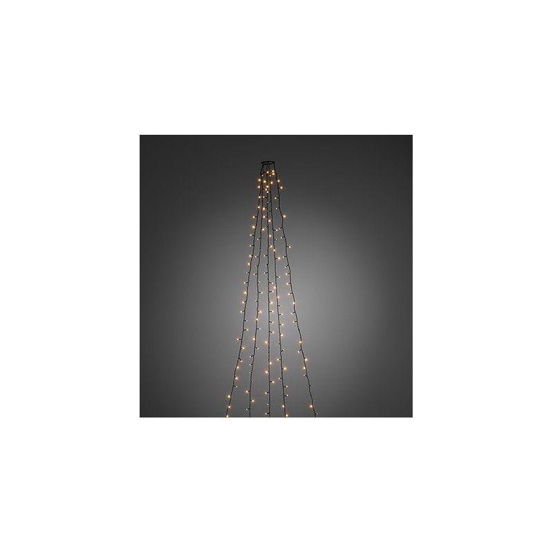 Simple  Lichterketten Konstsmide Konstsmide Dekorative Beleuchtung Bernsteinfarben