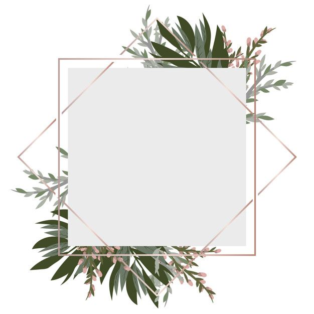 5786e6276e3a Vintage frame with flowers. Download thousands of free vectors on Freepik