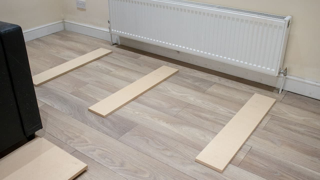 How to make an easy radiator cover diy radiator cover