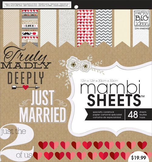 Hobby Lobby Wedding Ideas: New Hobby Lobby Paper Pads