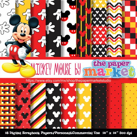MICKEY MOUSE Polka Dot Backgrounds Digital by thepapermarketstudio, $2.00  https://www.etsy.com/listing/192492942/mickey-mouse-polka-dot-backgrounds?ref=sr_gallery_40&ga_order=date_desc&ga_view_type=gallery&ga_ref=fp_recent_more&ga_page=36&ga_search_type=all