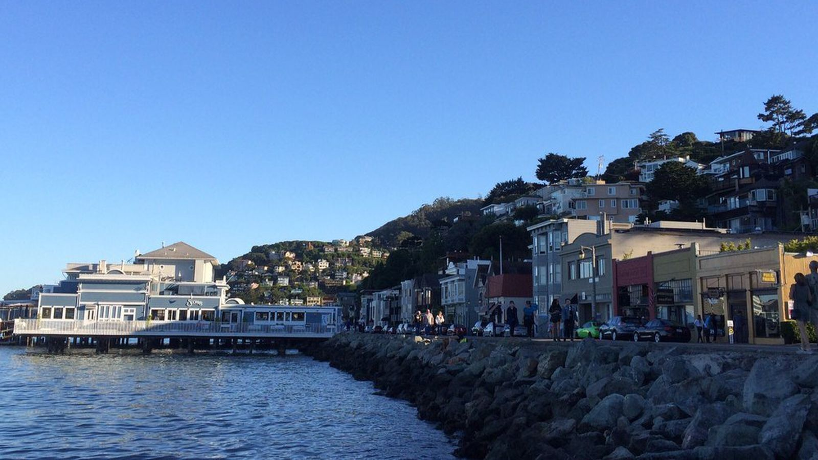 Where To Eat And Drink In Sausalito Interesting Articles