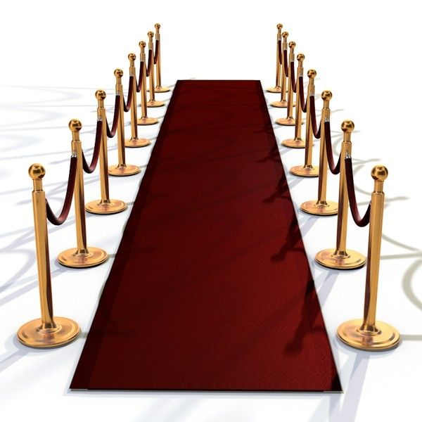 Red Carpet Dividers Event Red Carpet Set Up Pinterest