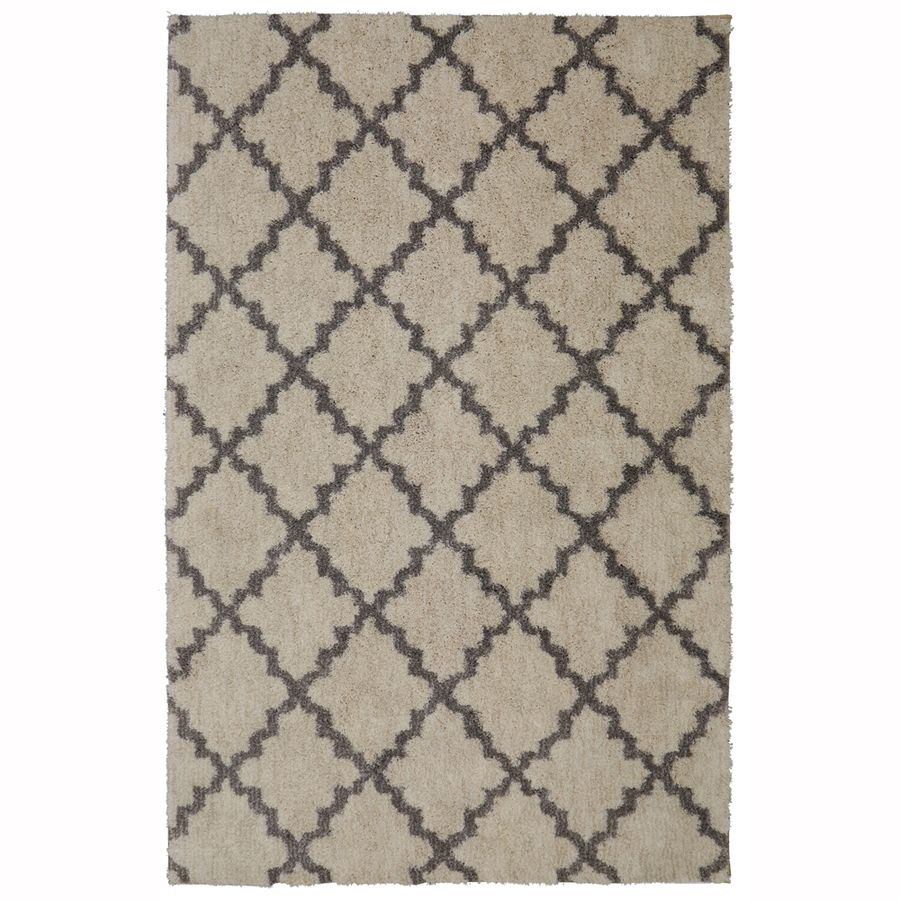 Mohawk Home Wyatt Gray Indoor Moroccan Area Rug Common 5 X 8 Actual 5 Ft W X 8 Ft L Lowes Com Mohawk Home Moroccan Area Rug Area Rugs