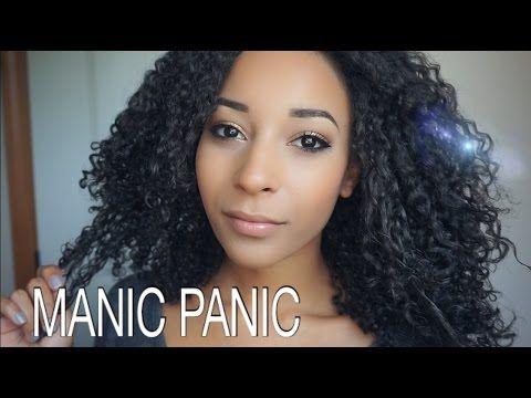 manic panic midnight unbleached