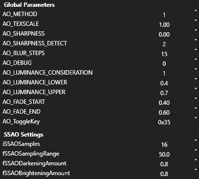 My ReShade Settings   Safekeeping Sims 3
