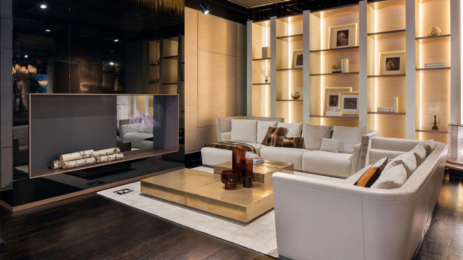 Fendi arredamento ~ Luxury living and fendi casa find a home in new york luxury