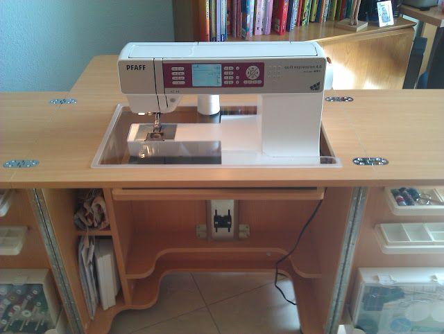 Maquina de coser buscar junio 2015 muebles cocina for Muebles de costura