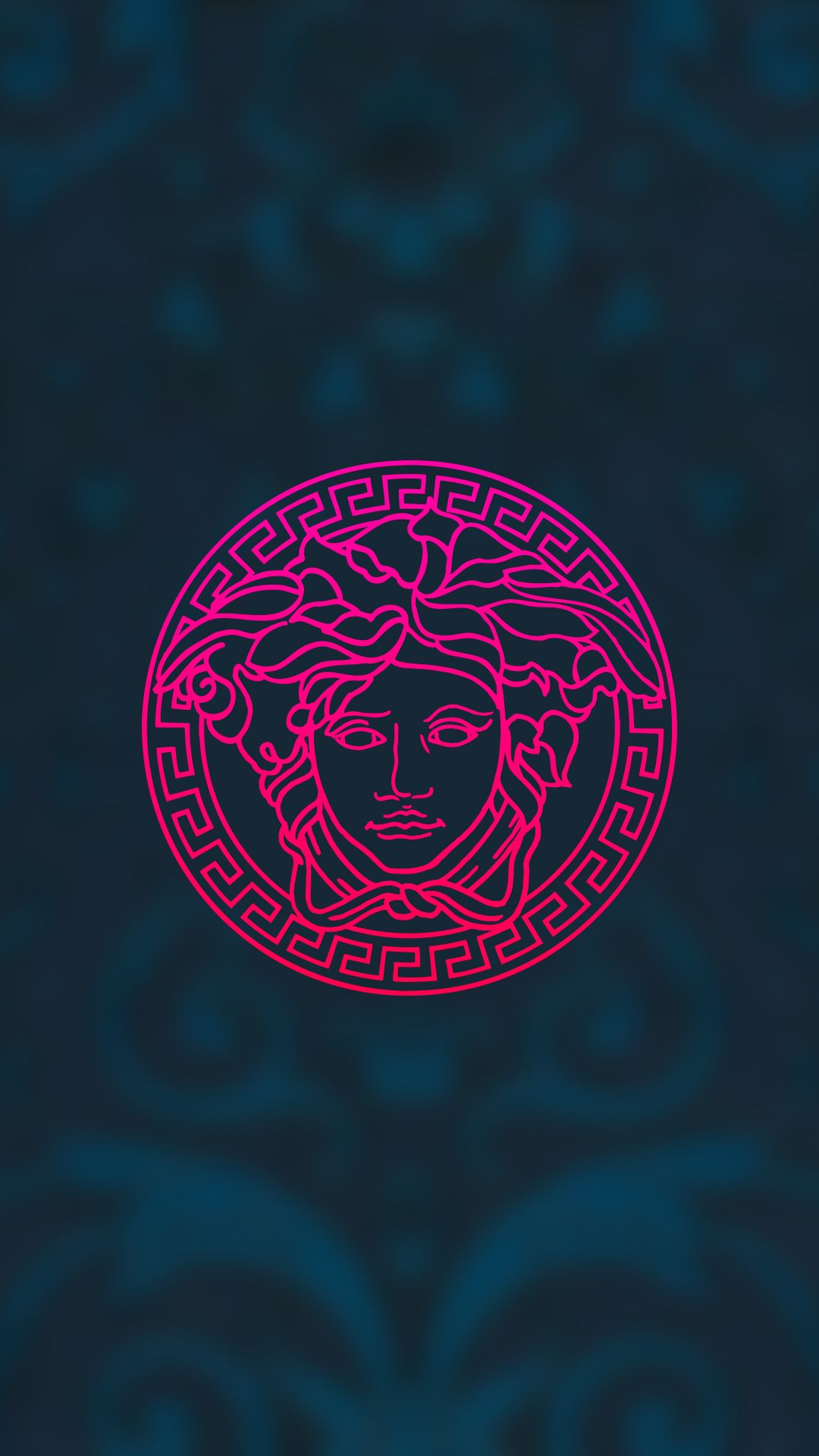 versace, wallpaper, background, phone, simple, clean