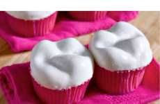 These Molar Cupcakes Will Leave You Contently Abundant in Cavities