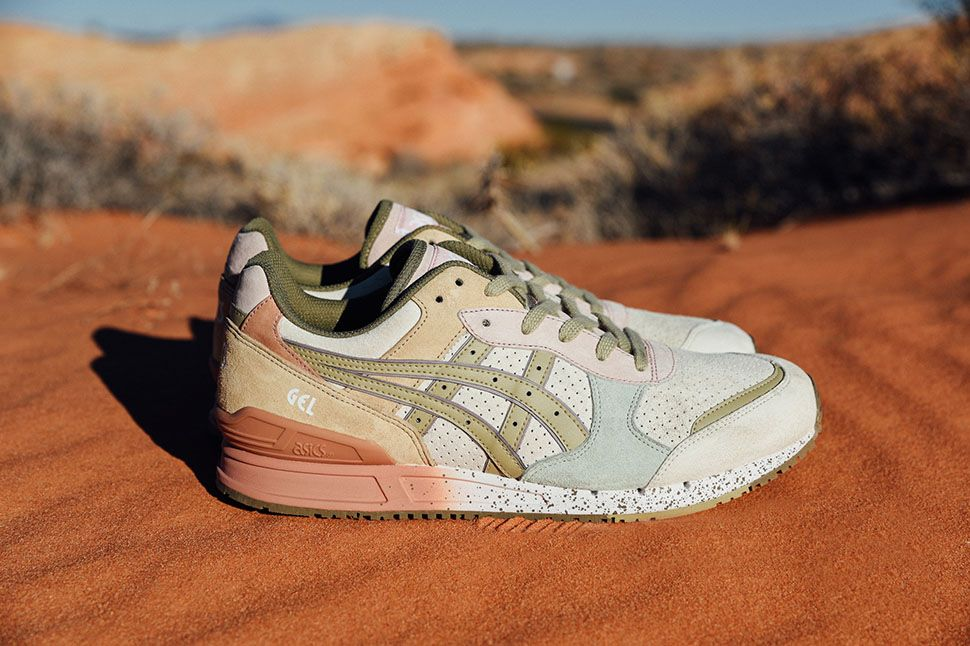 Bodega x Asics GelClassic On The Road Detailed Pics Release Info EU Kicks Sneaker Magazine