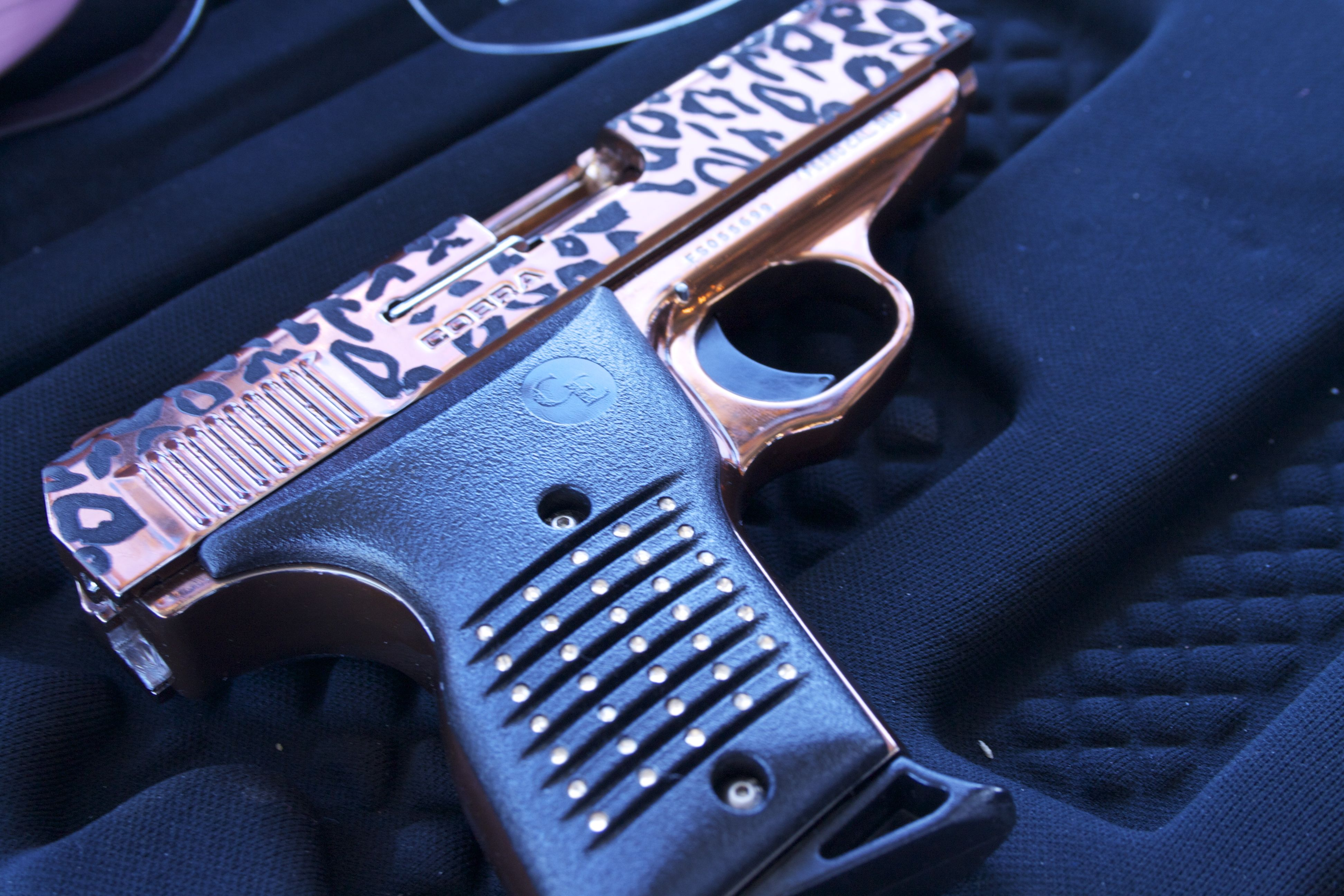 Blue Handgun Blue Handguns For Wome...