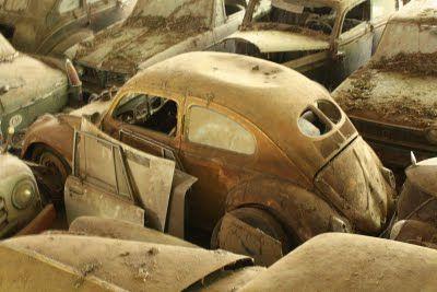 casse secr te la fameuse casse de kaufdorf vw 39 s voiture casse auto epave voiture. Black Bedroom Furniture Sets. Home Design Ideas