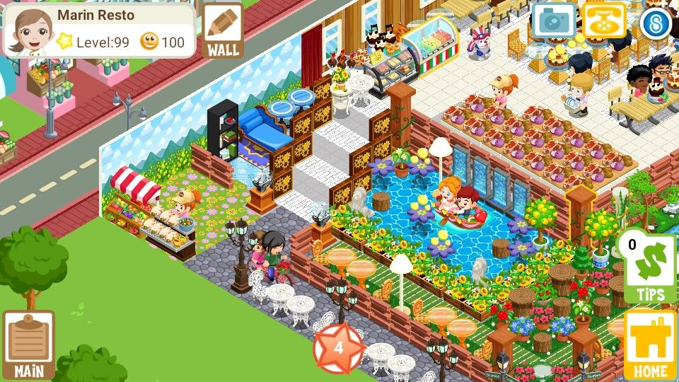 Pin by little nlt on restaurantfashion story app game