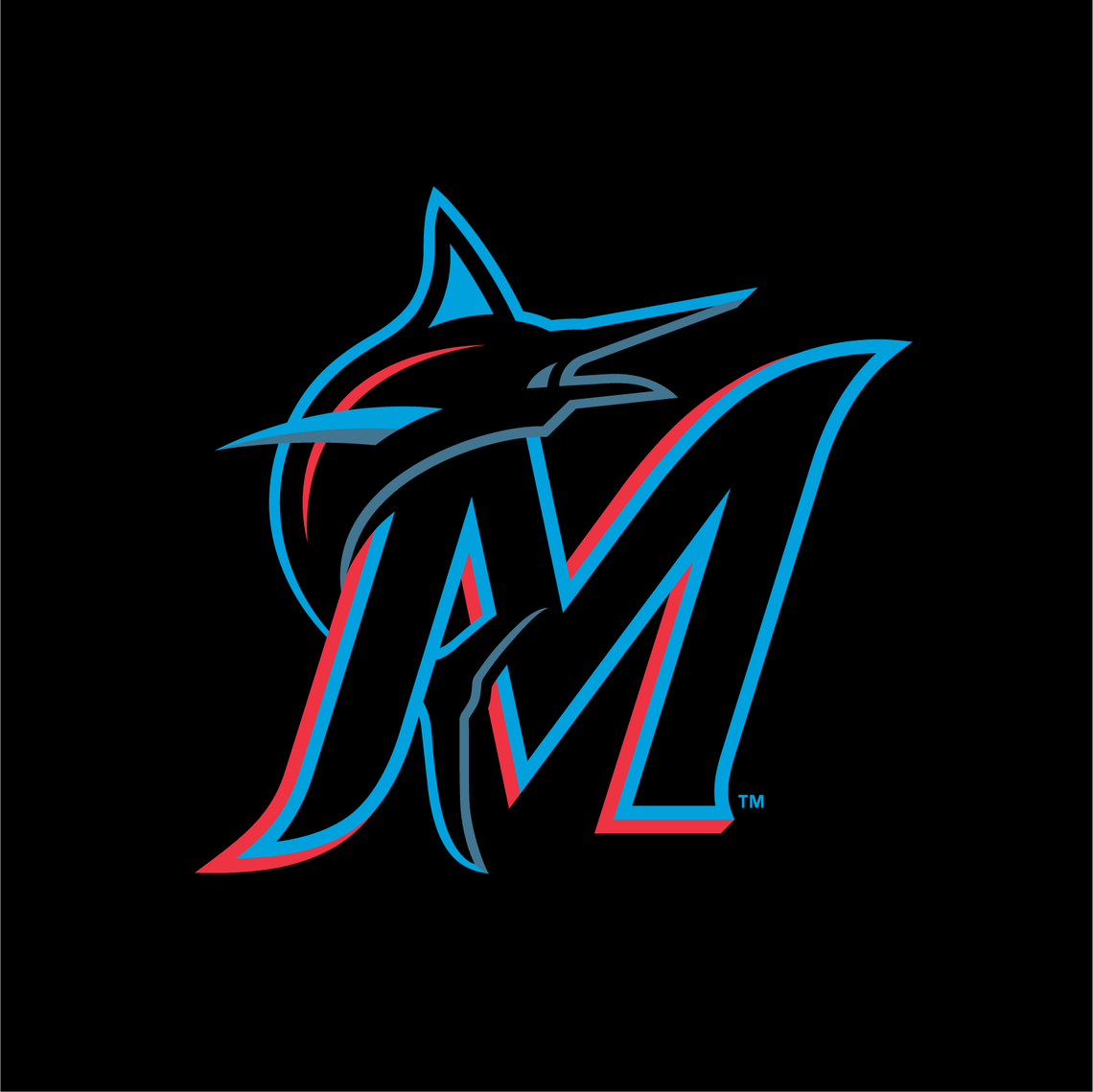 Jeter S Group Unveils New Look Marlins Logo And Colors Following Marketing Campaign Miami Marlins Marlins Miami