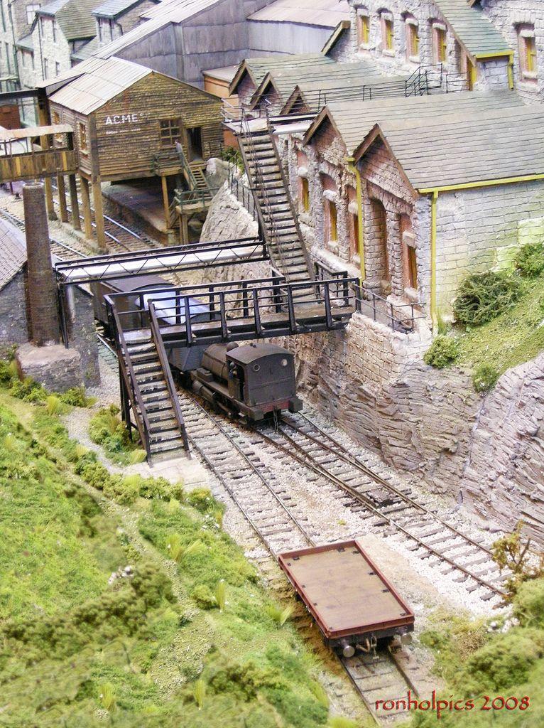 Model Railway Exhibition UK 2008_2 | Model Trains | Pinterest