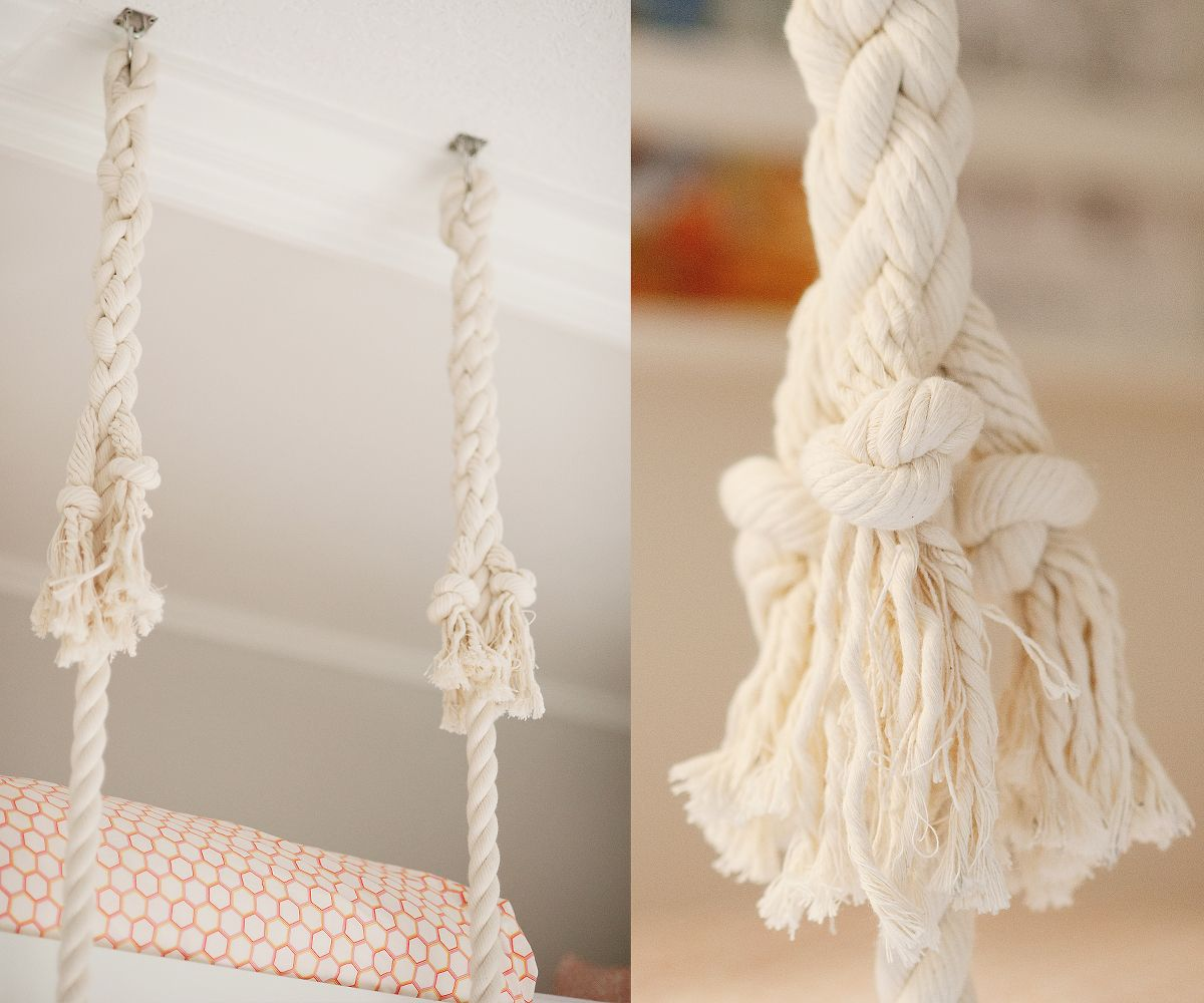 Bunk Bed Rope Ladder. Full Instructions. Pictures + Video