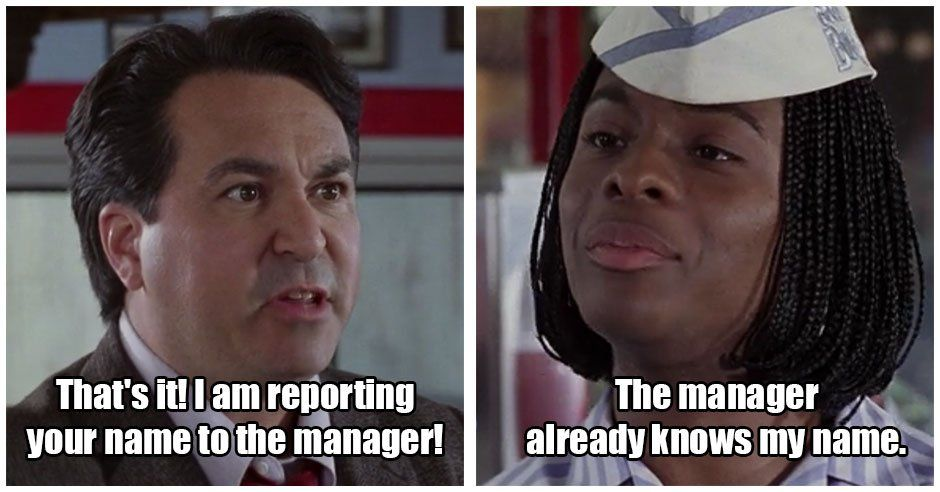 10 Times Good Burger Was A Comedy Classic Collegehumor Lol College Humor Seriously Funny Funny Memes