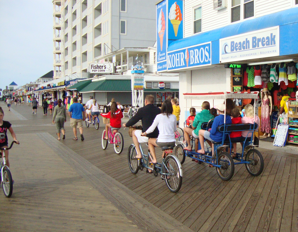 Ocean City Md Senior Week Hotel Rentals