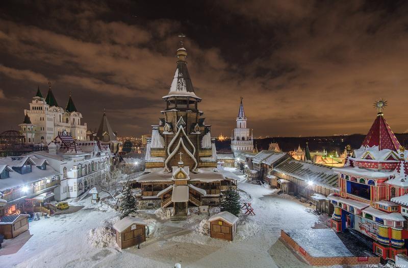 считается офисным, измайловский кремль вечером фото закладки сада колоновидных